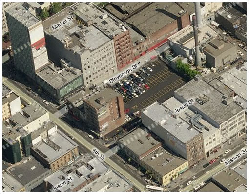 6th and Jessie (Image Source: Local Live)