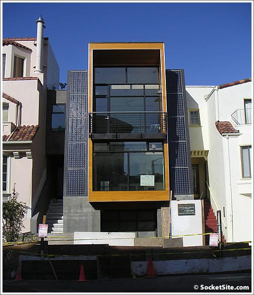 Architecture Watch: 118 Cervantes Boulevard Gone Green/Modern