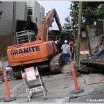 1268 Lombard Losing Its Battle Against The Granite Wrecking Crew