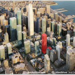 A Contextual Massing For Transbay Block 8 And Its Environs