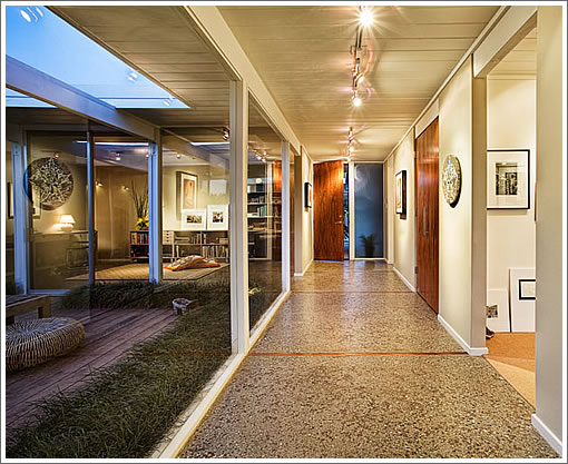 An Updated Oakland (The Architect) Eichler Across The Bay In Marin