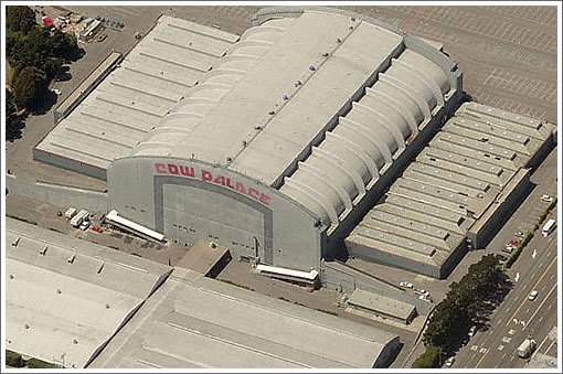 It's Déjà Vu All Over Again For The Cow Palace