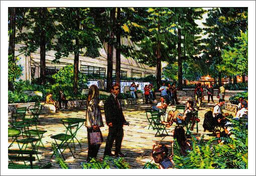 Redwood Park Rendering
