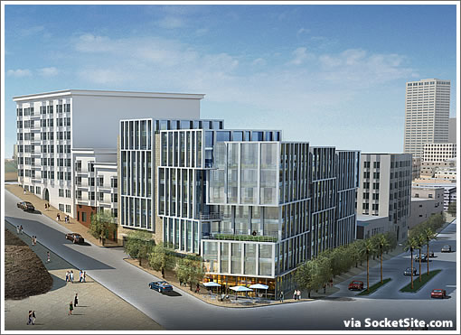 The 1960-1998 Market Street Scoop: Unanimously Approved Design