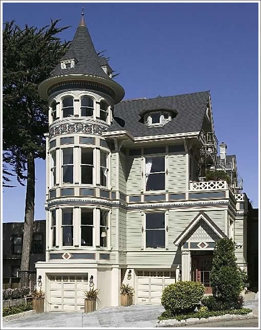 """21 Buena Vista Avenue (""""The Witches Hat"""") Returns…As A Rental"""