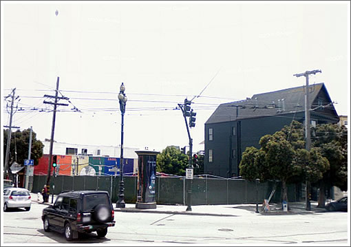"""Designs For The Castro's """"Hole In The Ground"""" (2299 Market Street)"""