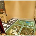 A Schoolboy's Fantasy Floor (Or Rather Perch Beneath)