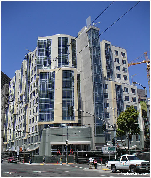 A 10th And Mission Triptych In Reverse For Mercy Housing Rising