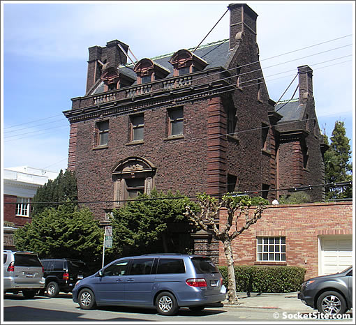The Bourn Foreclosure (2550 Webster)