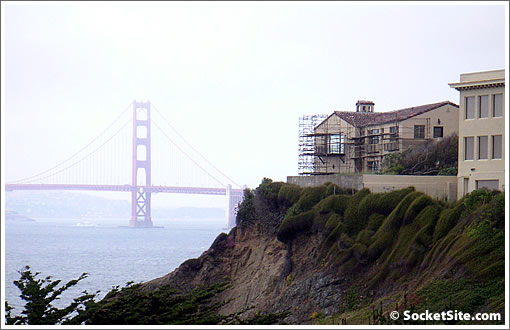 Is The Captain's House (300 Sea Cliff) Preparing For Another Voyage?