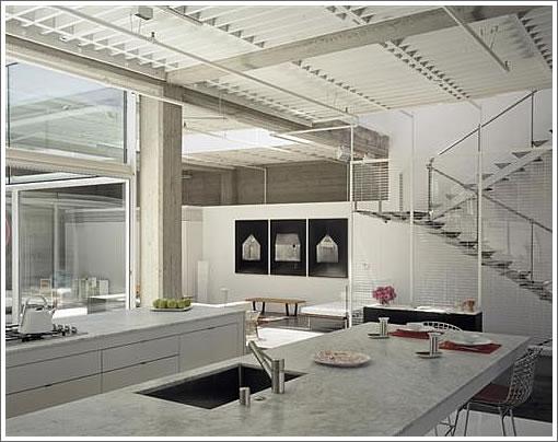 431 Tehama #2: Kitchen