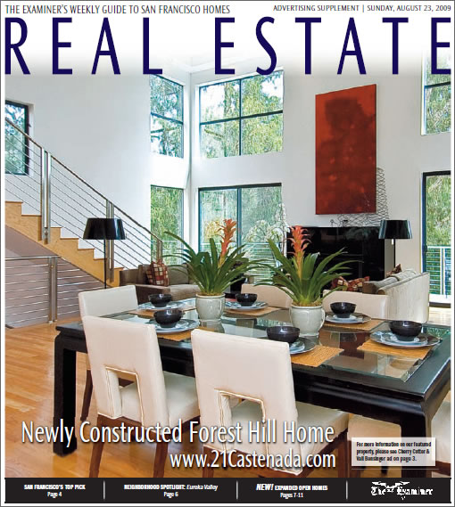 Examiner Real Estate Guide: 8/23/09