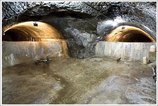 Albion Castle Caves
