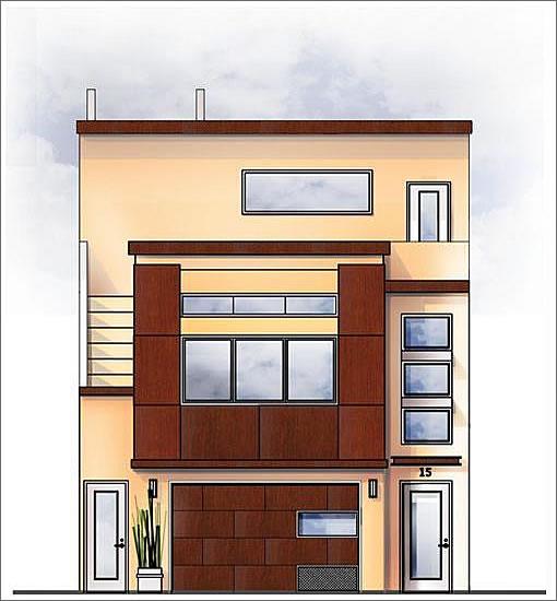 15 Surrey Street: Rendering