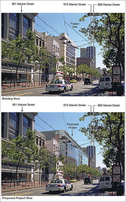 """Details To Augment Designs For """"CityPlace"""" (935-965 Market Street)"""