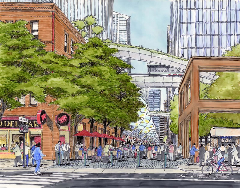 Transit Center District Plan - Natoma and Second