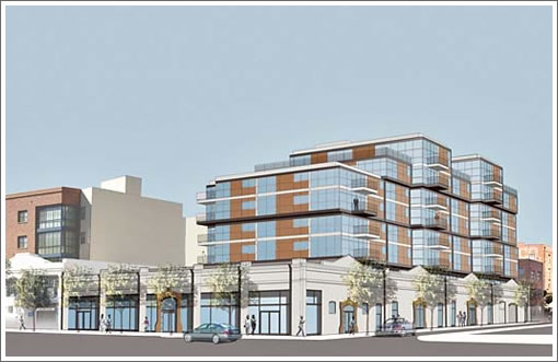 72 Townsend: So Close, But Yet So Far For 74 Approved Units