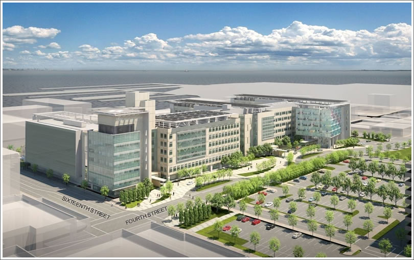 SocketSite™ | Making Way For UCSF's New Mission Bay Medical Center