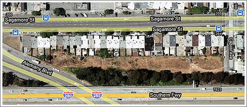 One Capitol Avenue Site (Image Source: Google.com)