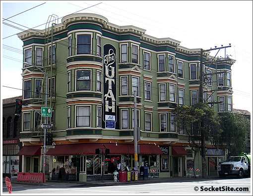 Hotel Utah On The Market, Saloon To Stay (We Hope)