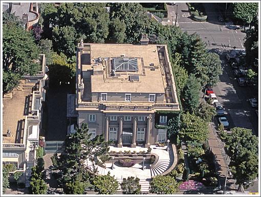 Le Grand Notice De Default For Le Petit Trianon (3800 Washington)