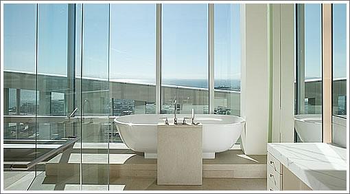 188 Minna Penthouse Bath
