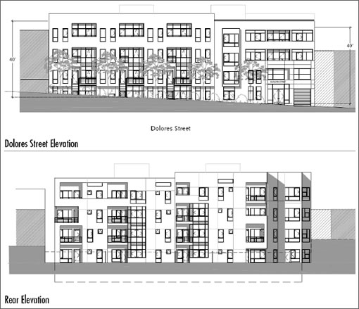 25-35 Dolores as Proposed