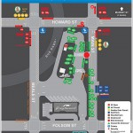 Transbay Temporary Terminal To Open (Existing To Close) August 7