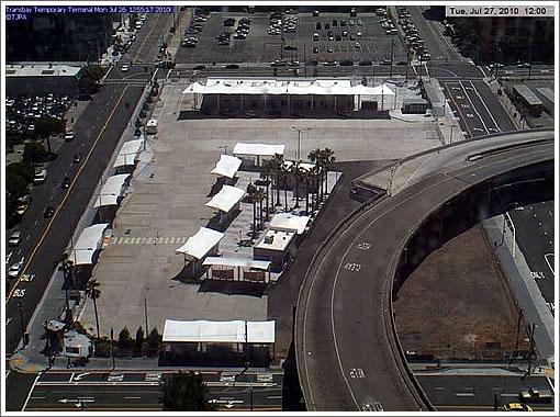 Transbay Terminal Contruction Cam: 7/27/10