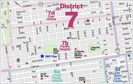 District 7b Map
