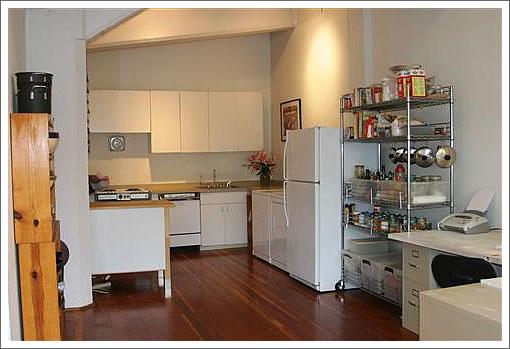 2140 Bush Street #3 Kitchen Before