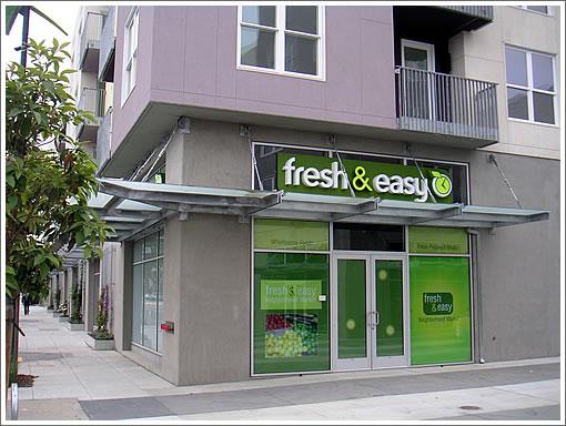 5800 Third Street Fresh & Easy Site