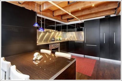 650 Delancey #408 Kitchen