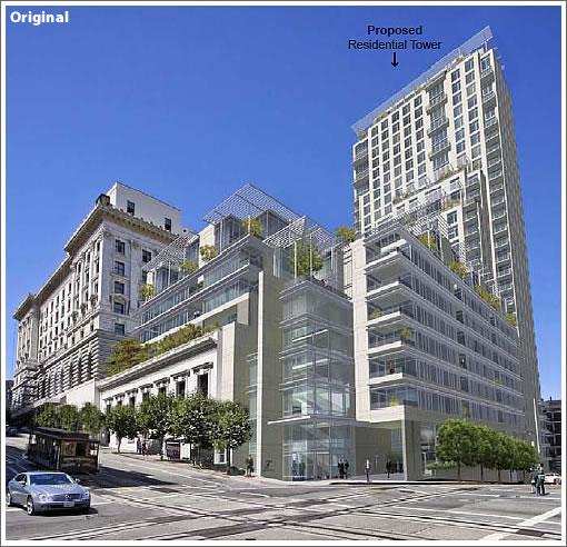 Fairmont Hotel Original Design