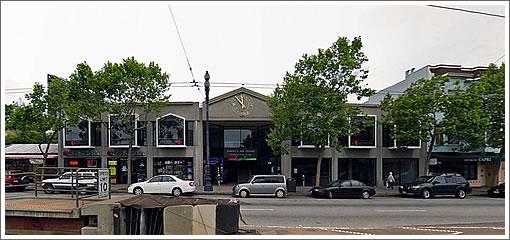 Market and Noe Center (Image Source: MapJack.com)