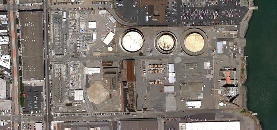 """Potrero Hill's """"Mirant"""" Power Plant Finally To Close January First"""