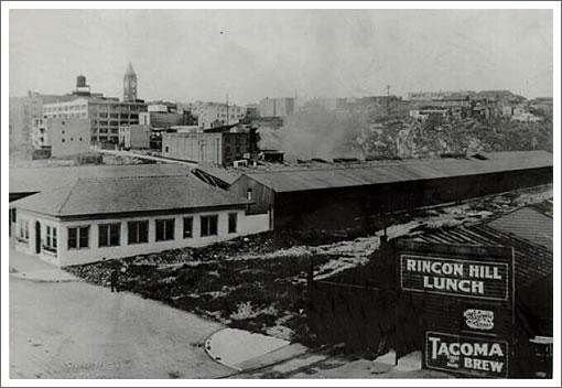 Rincon Hill Bluff
