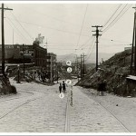 The Rincon Hill Bluff Before The Bay Bridge And Condos Rose