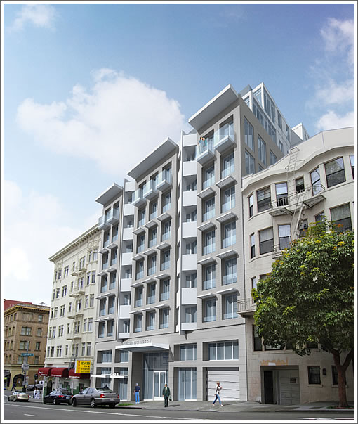 1080 Sutter: As Conditionally Approved In 2009 And Refined In 2011