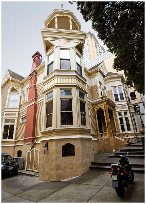 $7,800,000 Brings The Payne At 1409 Sutter