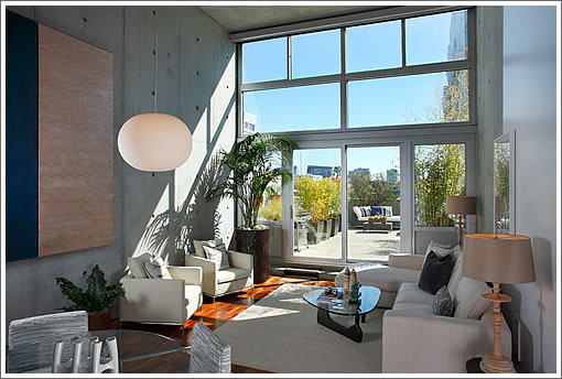 Saitwowitz's Yerba Buena Lofts (855 Folsom) Showcase Unit Returns