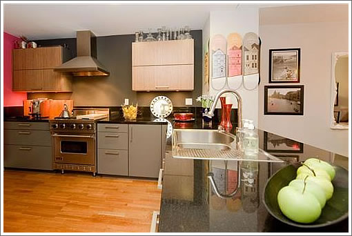 845 Montgomery #C: Kitchen
