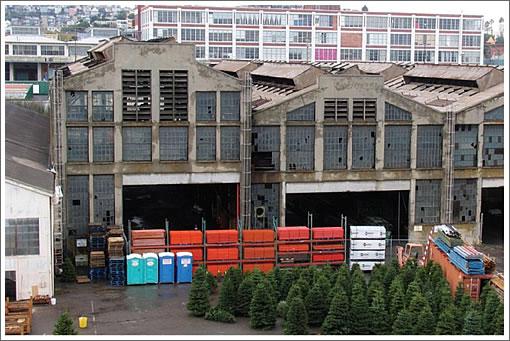 Pier 70 Building 115/116