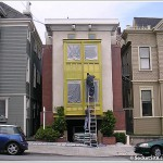 A Quick Curb A-Peel Change For A Weathered Wooden Facade