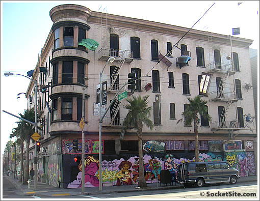 Hugo Hotel in San Francisco (www.SocketSite.com)
