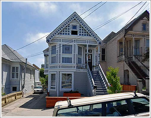 """Going On Four Years Of """"Free"""" Foreclosure Living Over In Noe Valley"""