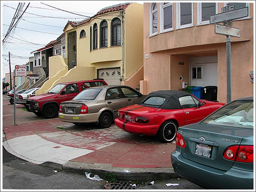 Simply Lip Service For Green Landscaping In San Francisco?