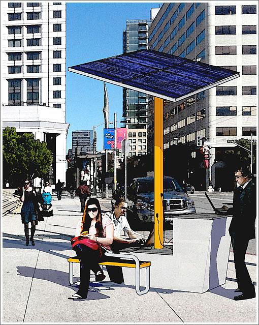 Solar Dock