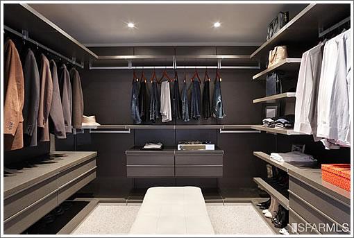 1333 Jones #705 Master Closet
