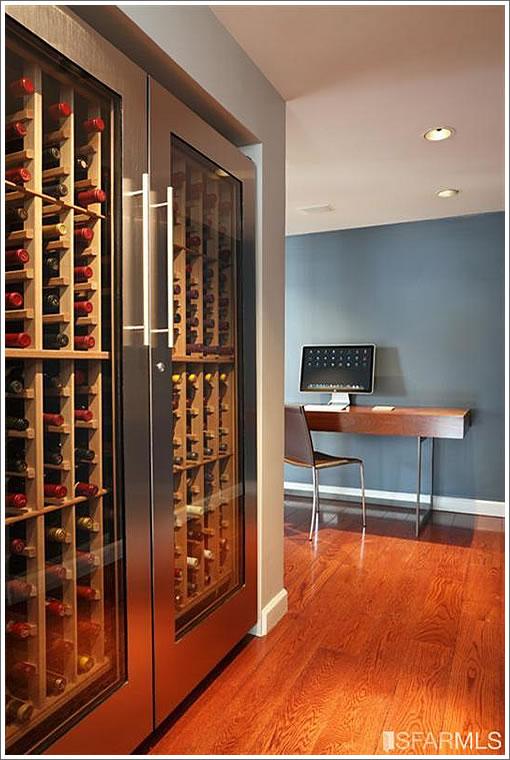 1333 Jones #705 Wine Cooler